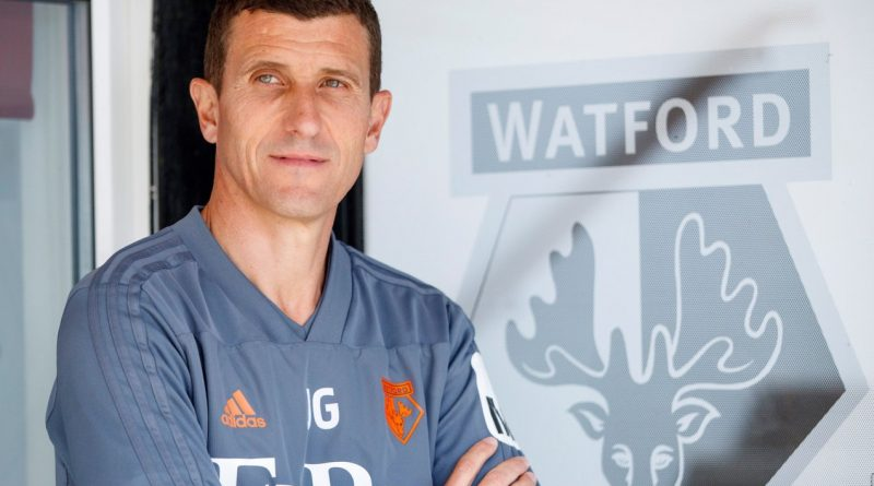 Javi Gracia sacked watford fc football club