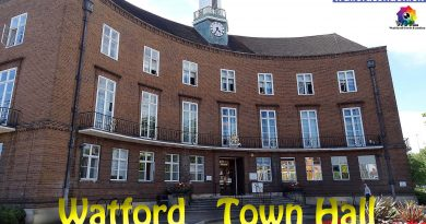 Watford Borough Council Town Hall