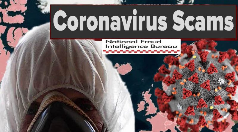 coronavirus scams fraud