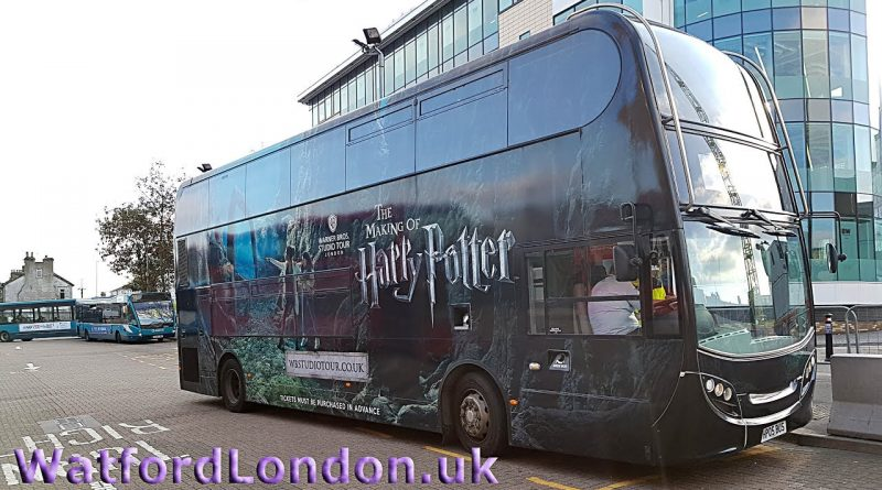 Buses provided by Warner Bros Studios, Leavesden and Golden Tours will be conveying key workers instead of Harry Potter fans and sightseers.
