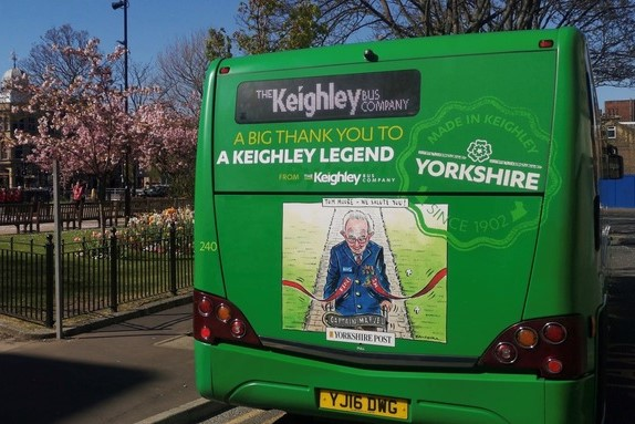 Credit: The Keighley Bus Company